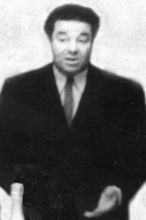 Михаил Червинский. 1958 г.