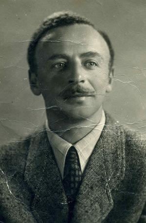 Владимир Дыховичный, 1930-е гг.