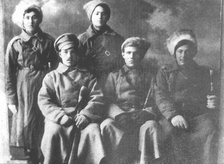 во 2-й Сибирский казачий